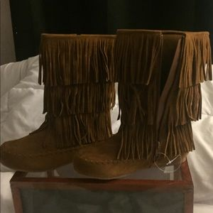 Other - Girls New Size 4 Boots